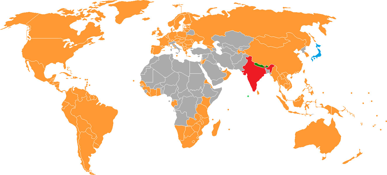 Visa Policy of India | Happymind