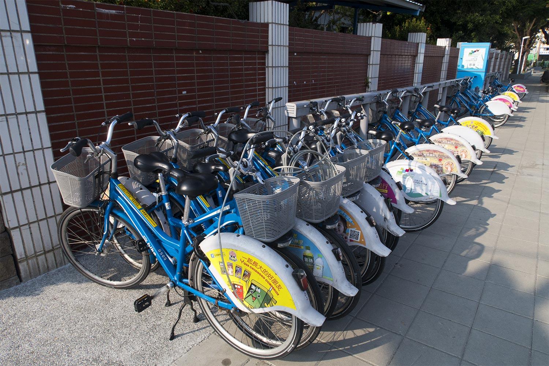 Taiwan City Bikes | Happymind