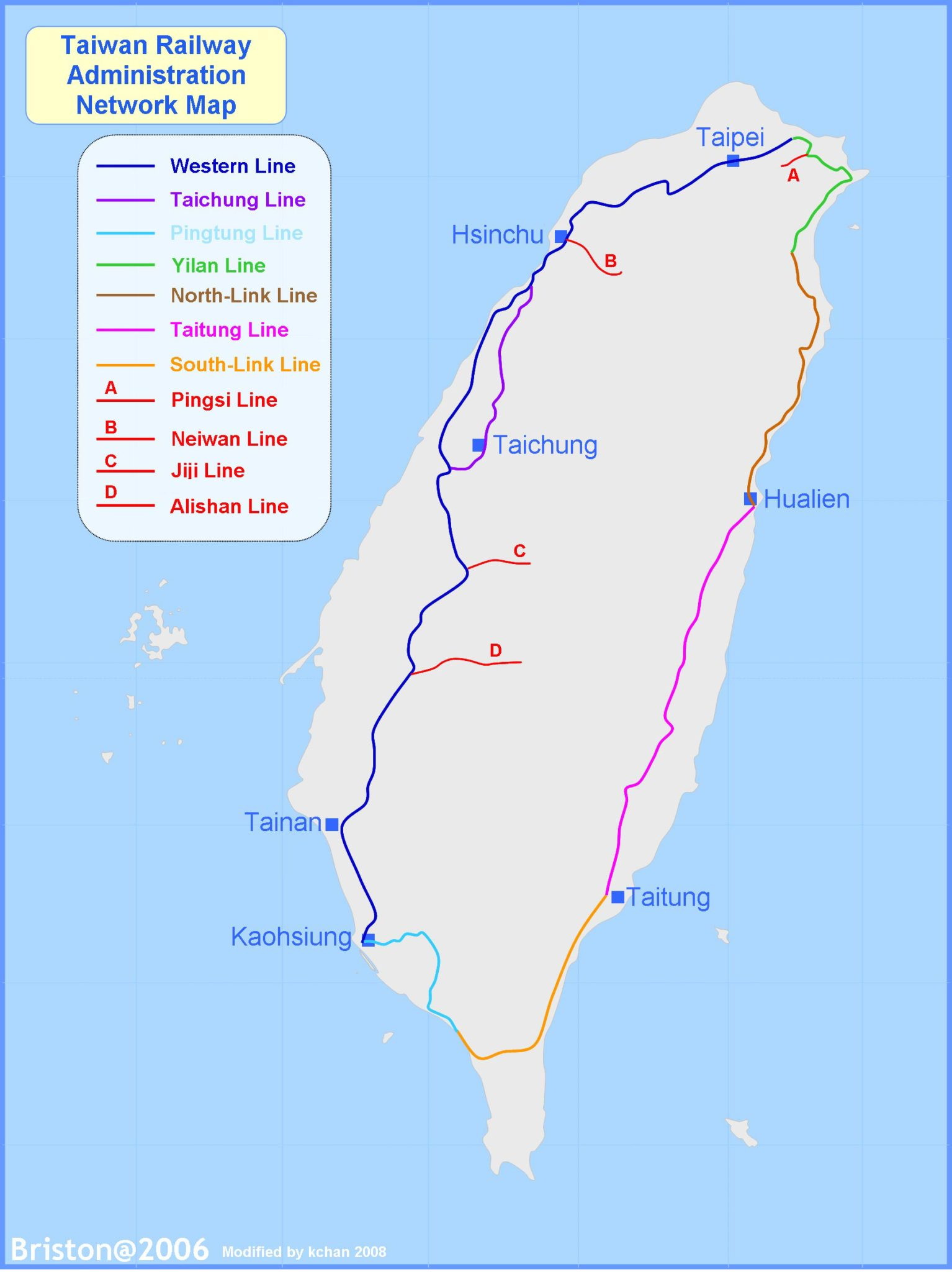 Getting Around In Taiwan With Public Transports