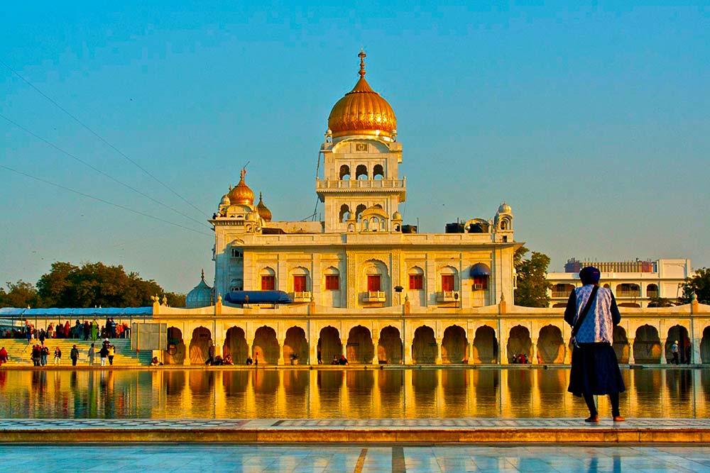 Gurudwara Bangla Sahib - Photo from Sakeeb Sabakka | Happymind Travels