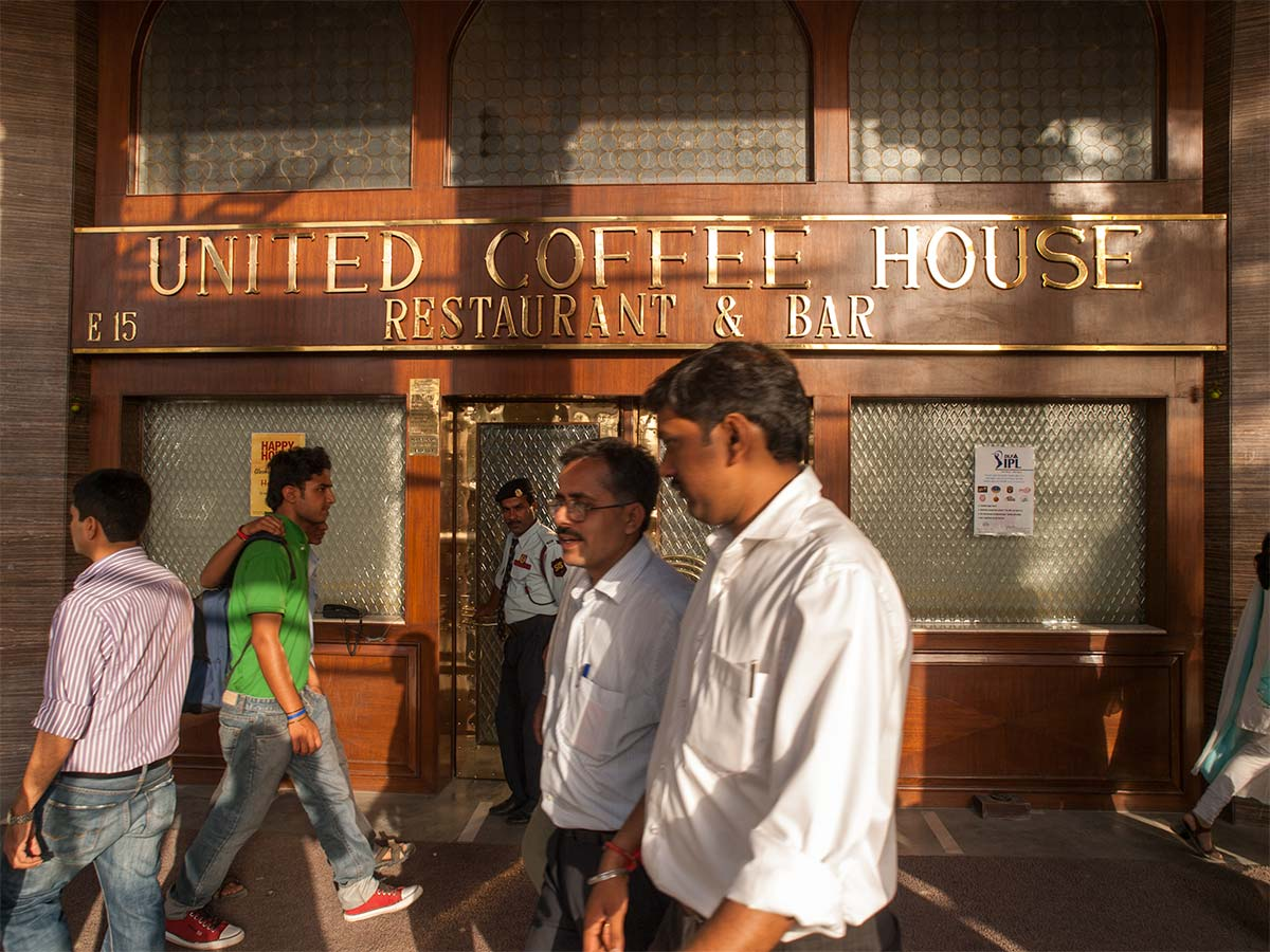 United Coffee House - Happymind Travels