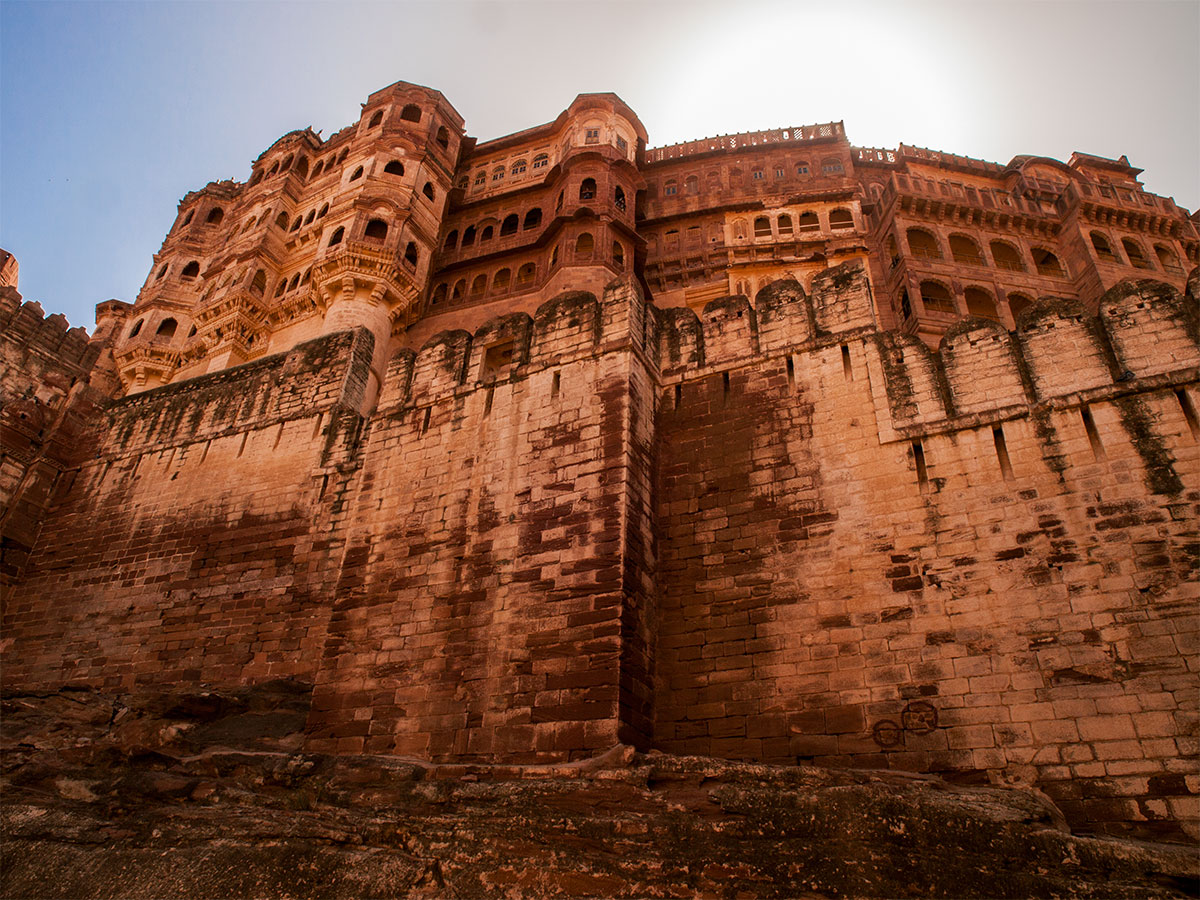 Mehrangarh Fort Jodhpur | Happymind Travels