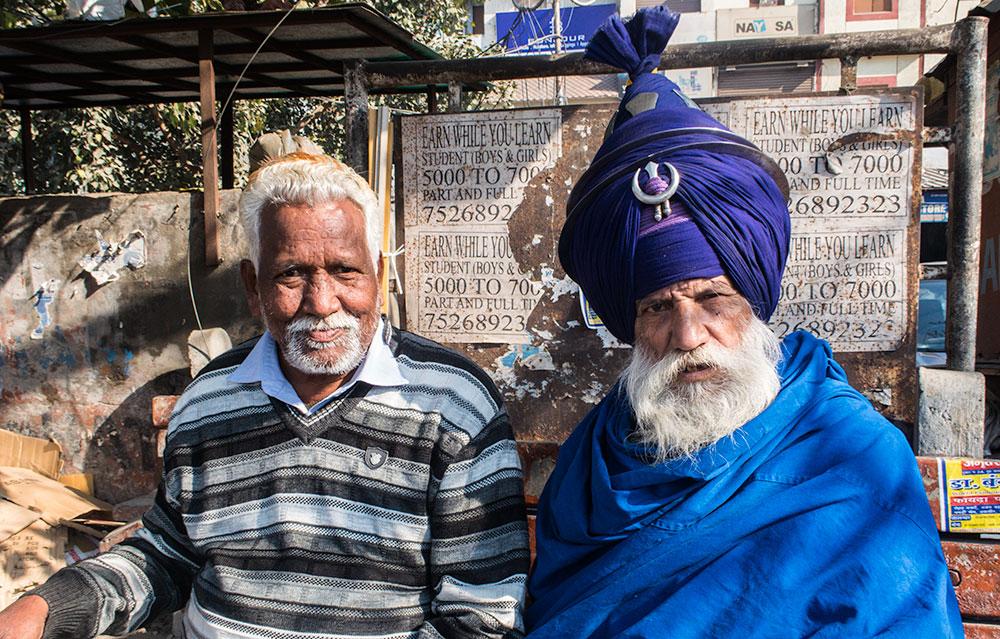 Amritsar Sikh Turban Man   Happymind Travels