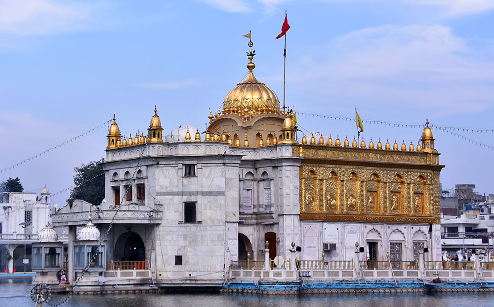 Durgiyana Temple in Amritsar   Happymind Travels
