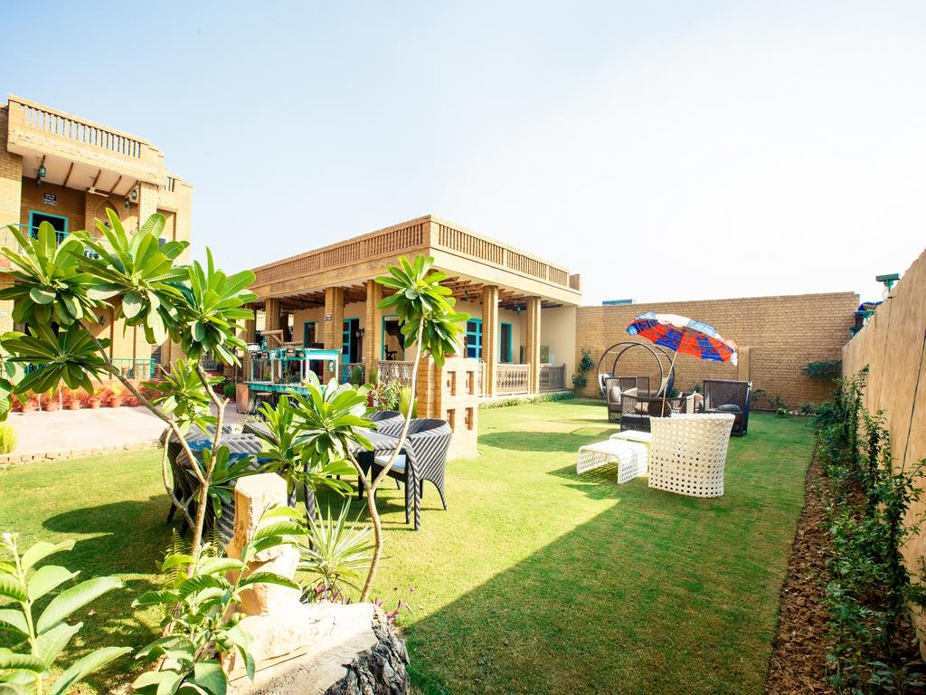 WelcomHeritage Ranjits Svaasa in Amritsar   Happymind Travels