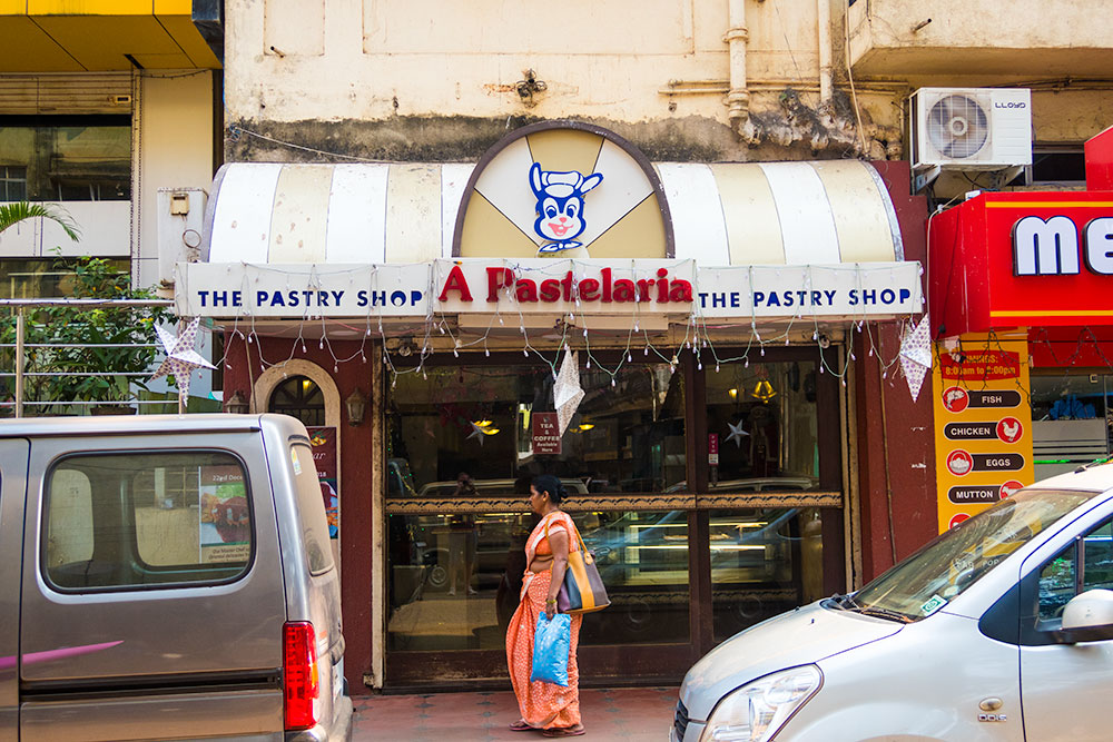 A Pastelaria (The Bakery in Portuguese) | Happymind Travels