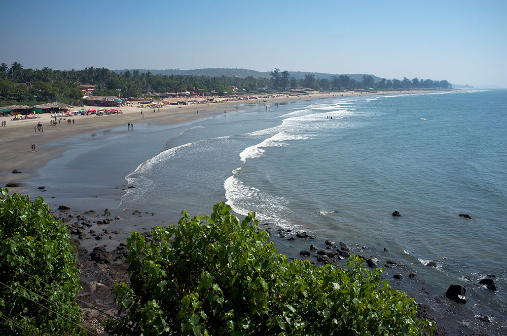 Arambol Beach in Goa - Photo by Aleksandr Zykov | Happymind Travels