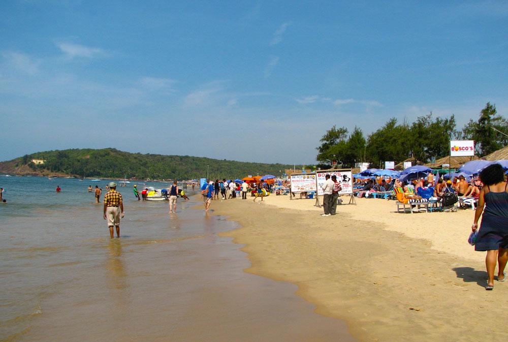 Baga Beach - Photo By McKay Savage | Happymind Travels