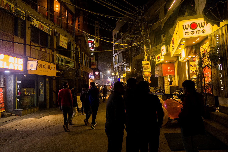 Delhi Nightlife | Happymind Travels