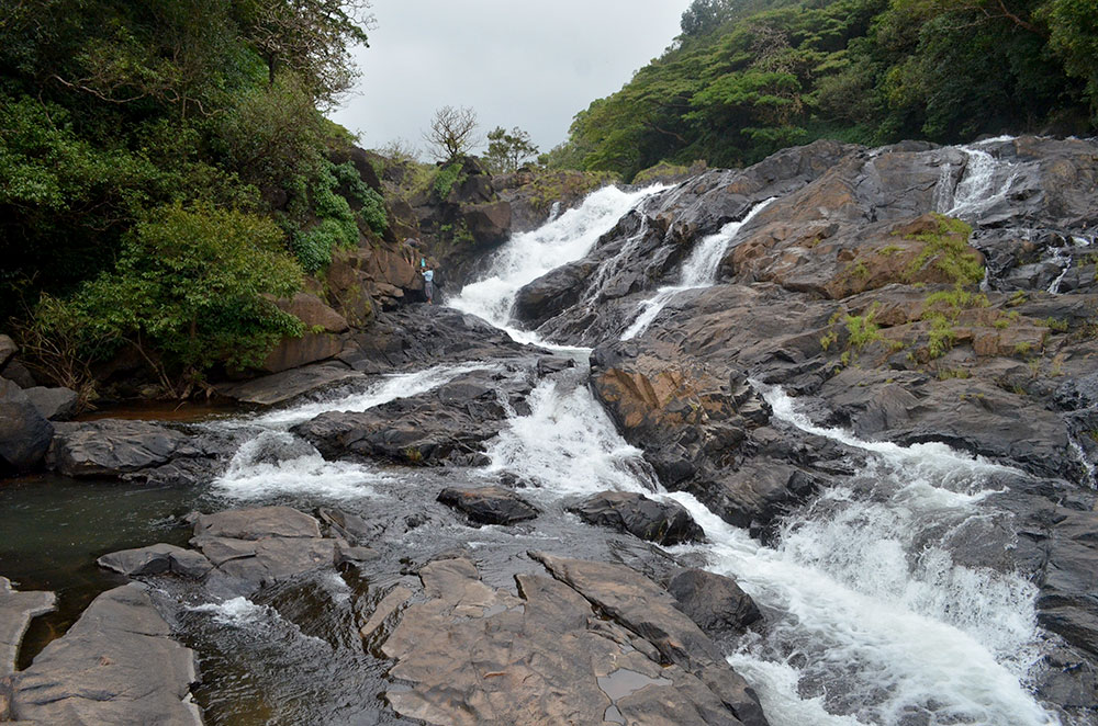 Dudhsagar Waterfalls - Photo by editor CrazyYatra | Happymind Travels