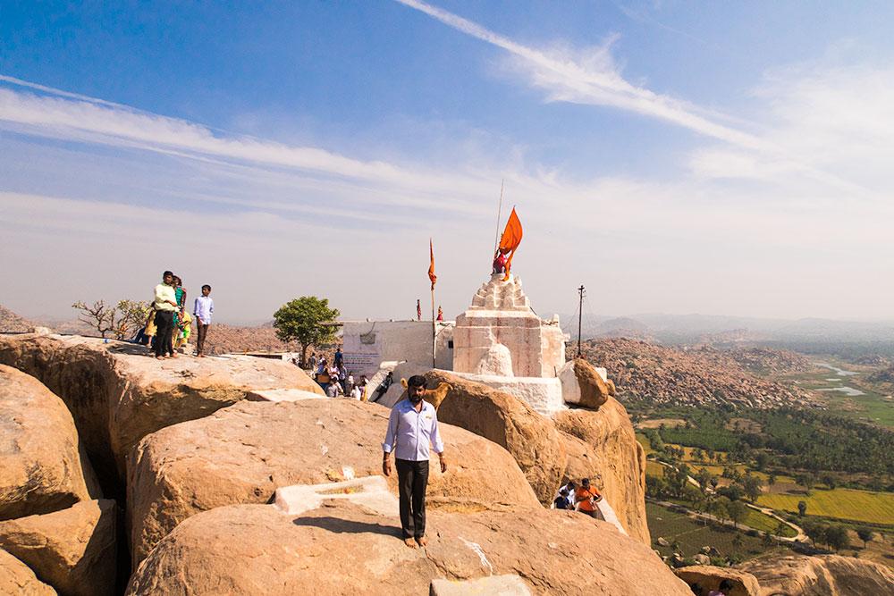 Hanuman Temple | Happymind Travels