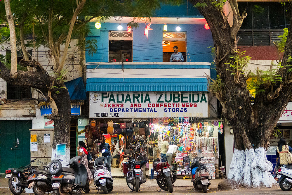Padaria Zubeida in Panaji - Goa | Happymind Travels