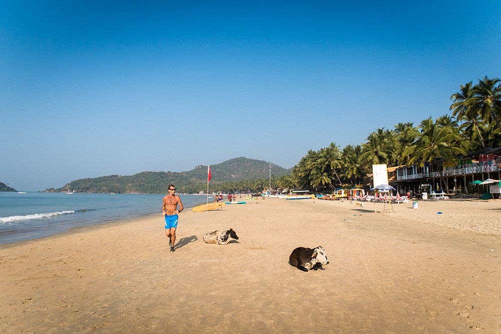 Palolem Beach in Goa | Happymind Travels