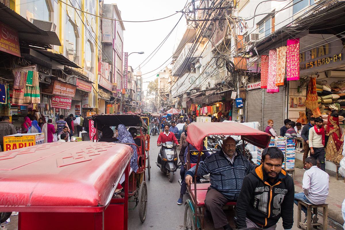 Auto Rickshaws, Cicle Rickshaws e Motos na Índia | Happymind Travels