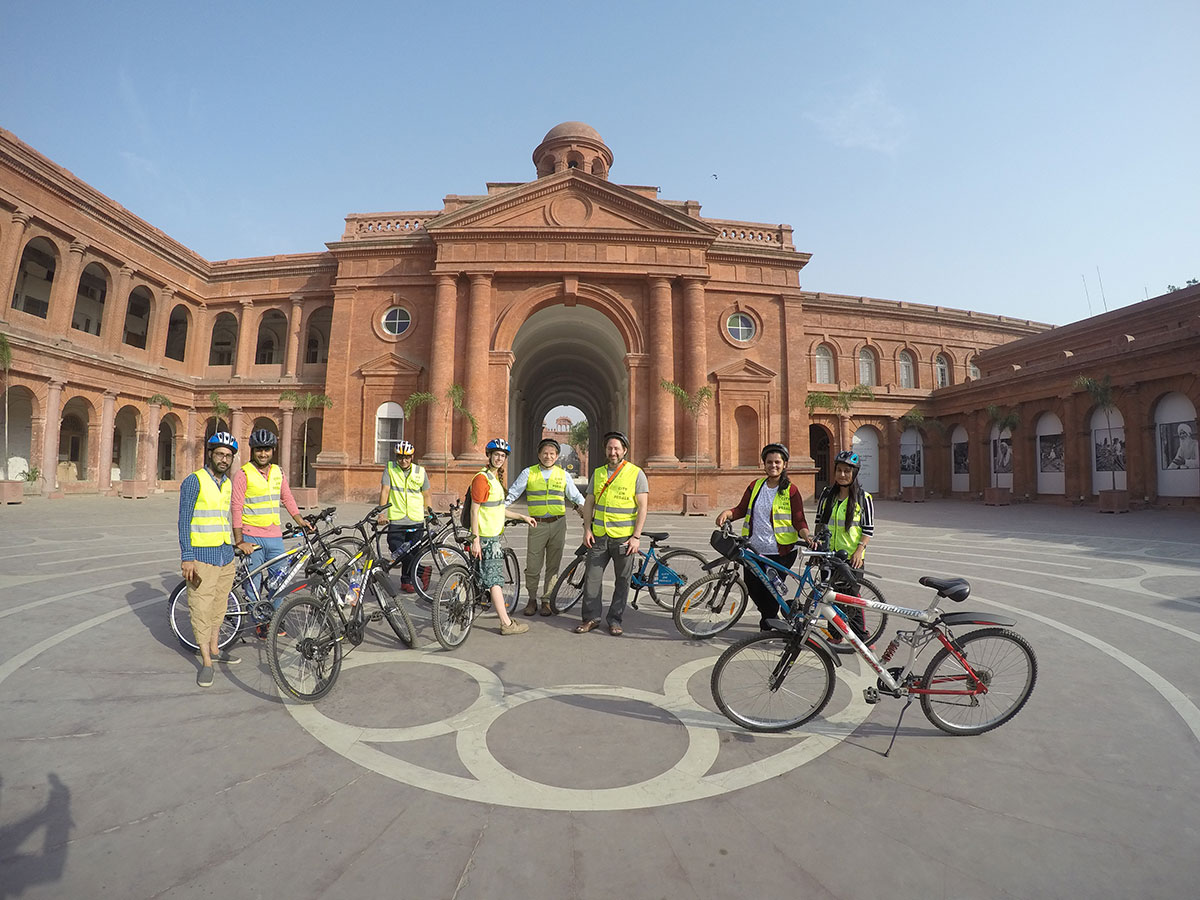 City On Pedals - Amritsar   Happymind Travels