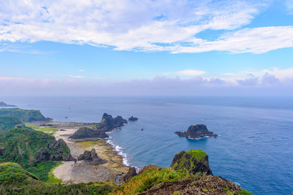 Lyudao or Green Island in Taiwan | Happymind Travels
