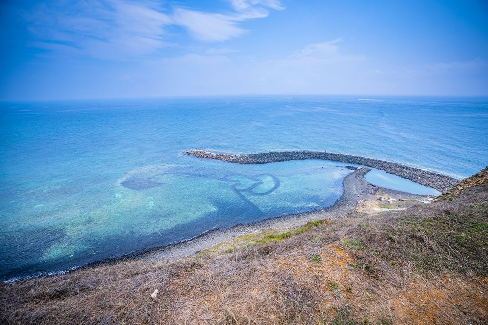 Chi-mei Island, south of the Penghu Island | Happymind Travels