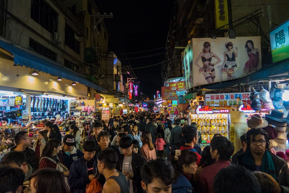 Shilin Night Market in Taipei, Taiwan | Happymind Travels