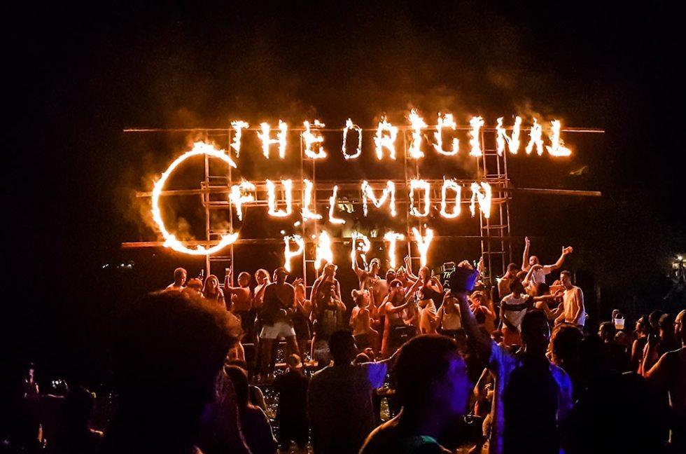 Full Moon Party at Koh Phangan, Thailand | Happymind Travels