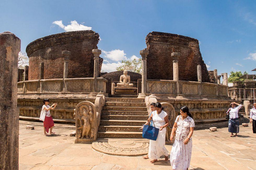 Ruins of Polonnaruwa - Sri Lanka | Happymind Travels