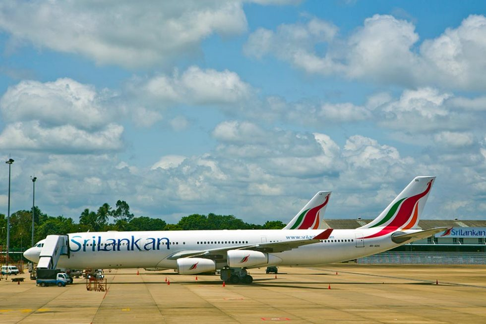 Bandaranaike International Airport in Colombo | Happymind Travels