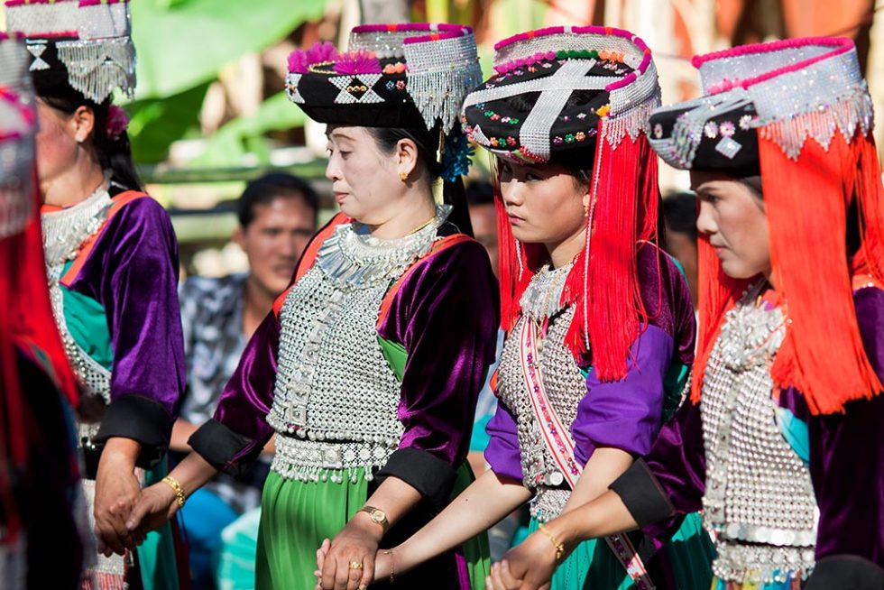 Dance Ritual in the New Chinese Year in Lisu, Thailand | Happymind Travels