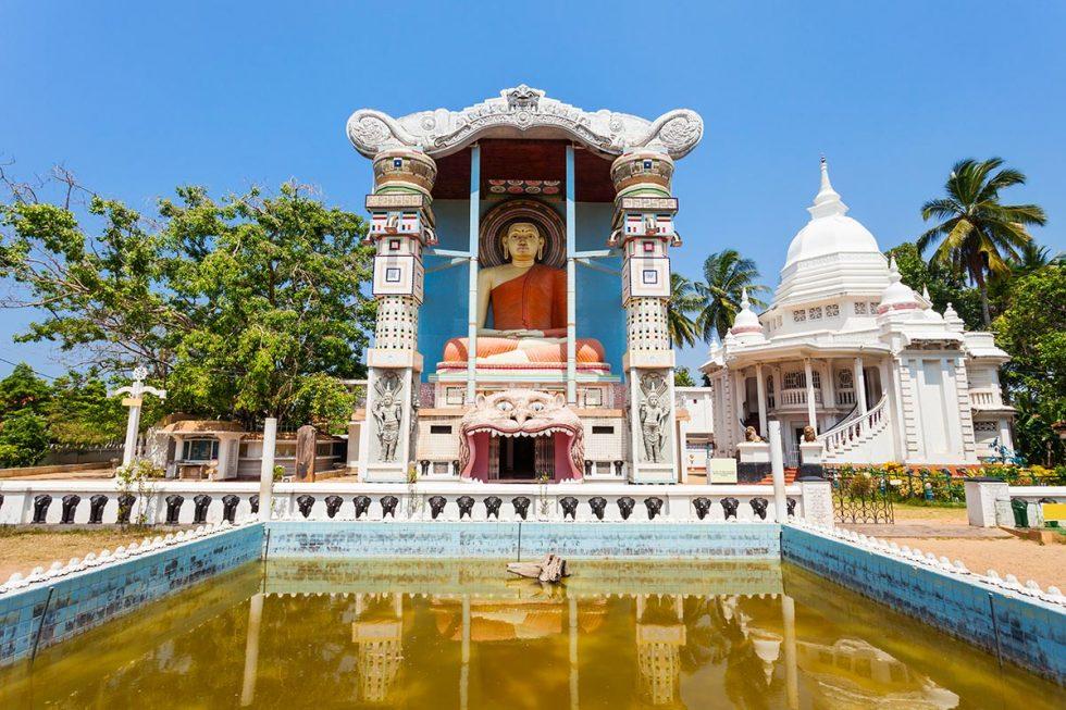 Angurukaramulla Temple in Negombo, Sri Lanka   Happymind Travels