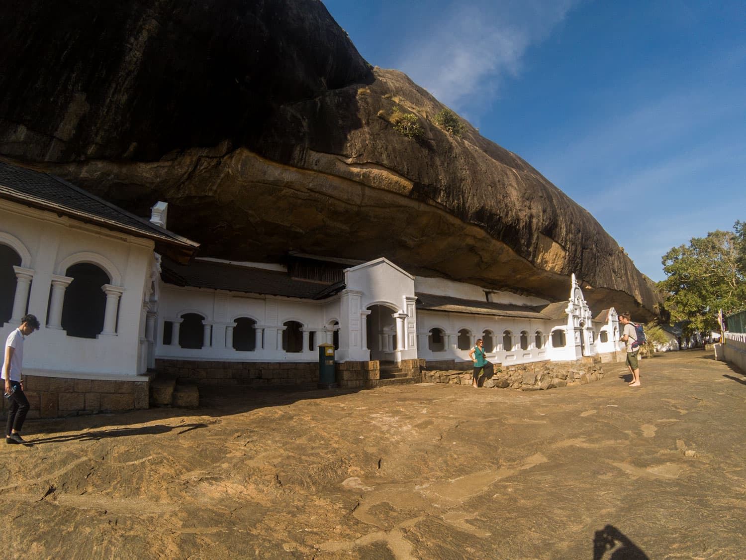 Dambulla Sri Lanka Stories That Left A Legacy In The Caves