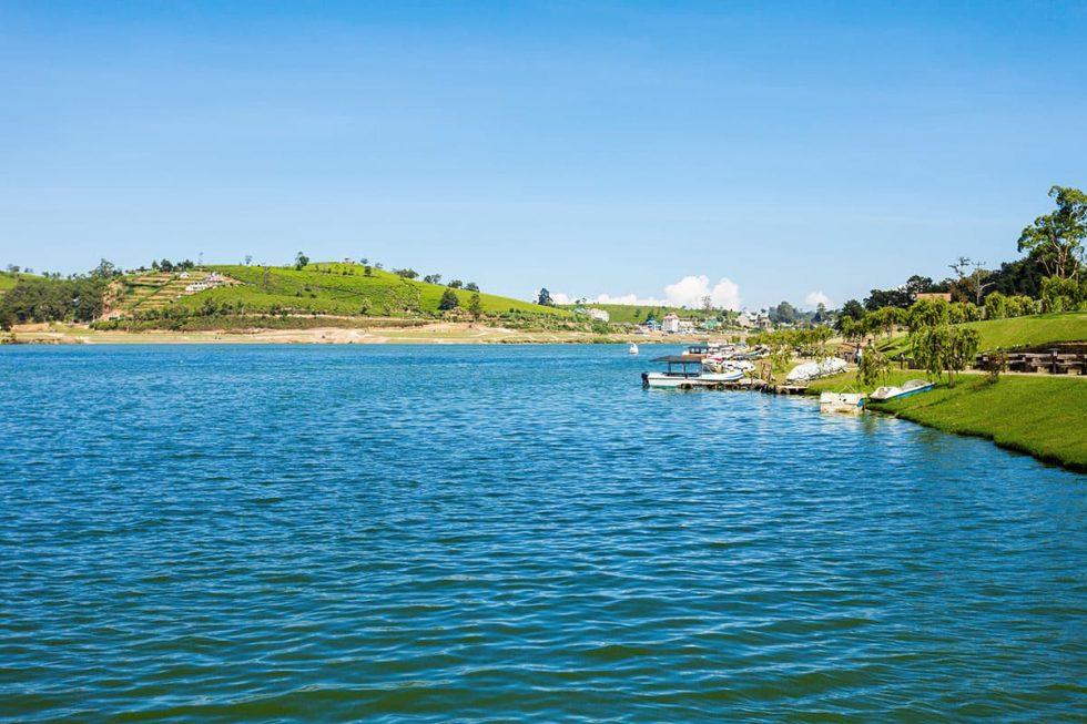 Gregory Lake in Nuwara Eliya, Sri Lanka | Happymind Travels