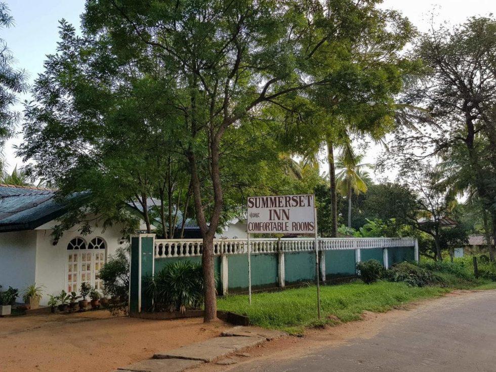 Summer Set Inn in Dambulla, Sri Lanka - Happymind Travels